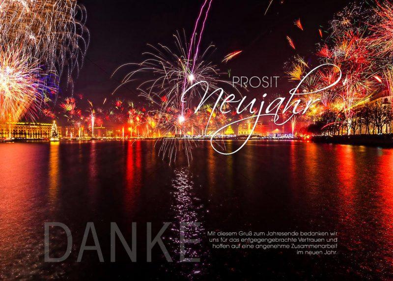exklusive Silvester E-Card Feuerwerk in Hamburg, ohne Werbung (308)