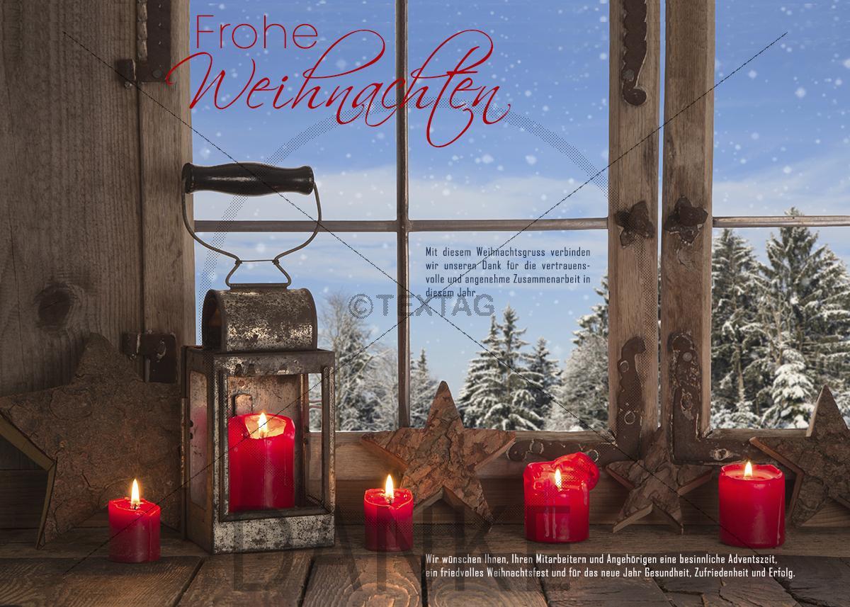 nostalgische weihnachts e card f r firmen ohne werbung. Black Bedroom Furniture Sets. Home Design Ideas