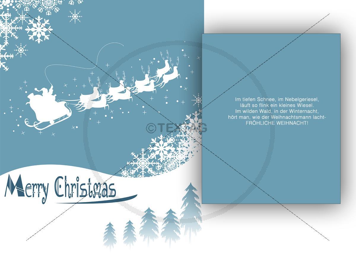 e card weihnachten in den bergen ohne werbung gesch ftlich. Black Bedroom Furniture Sets. Home Design Ideas