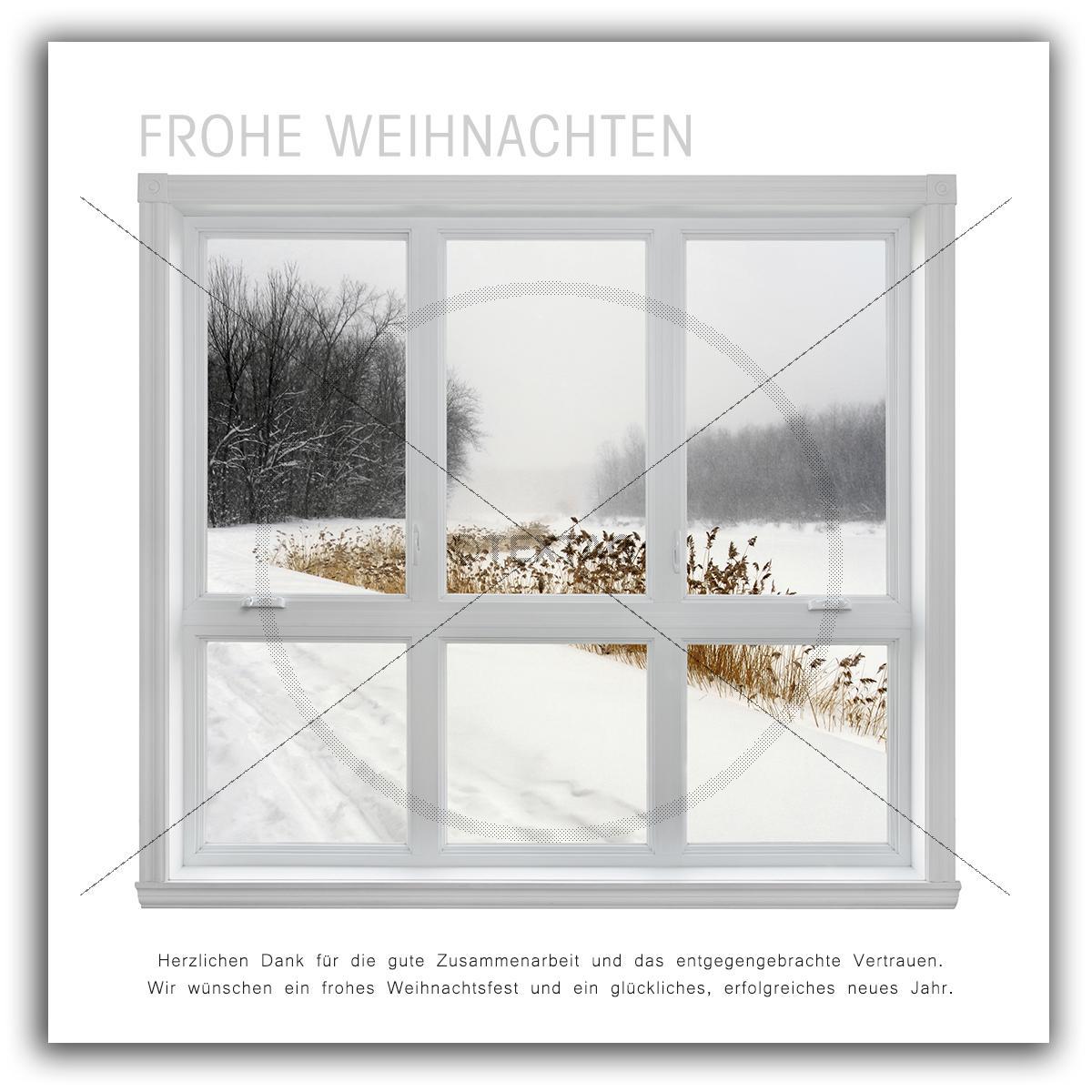 edle romantische weihnachts e card mit stimmungsvoller. Black Bedroom Furniture Sets. Home Design Ideas