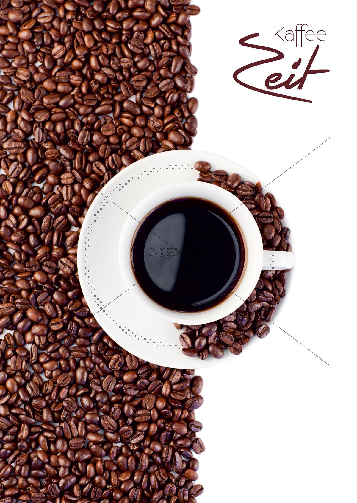 deckblattvorlage getr nkekarte kaffee zeit din a4 am pc drucken. Black Bedroom Furniture Sets. Home Design Ideas