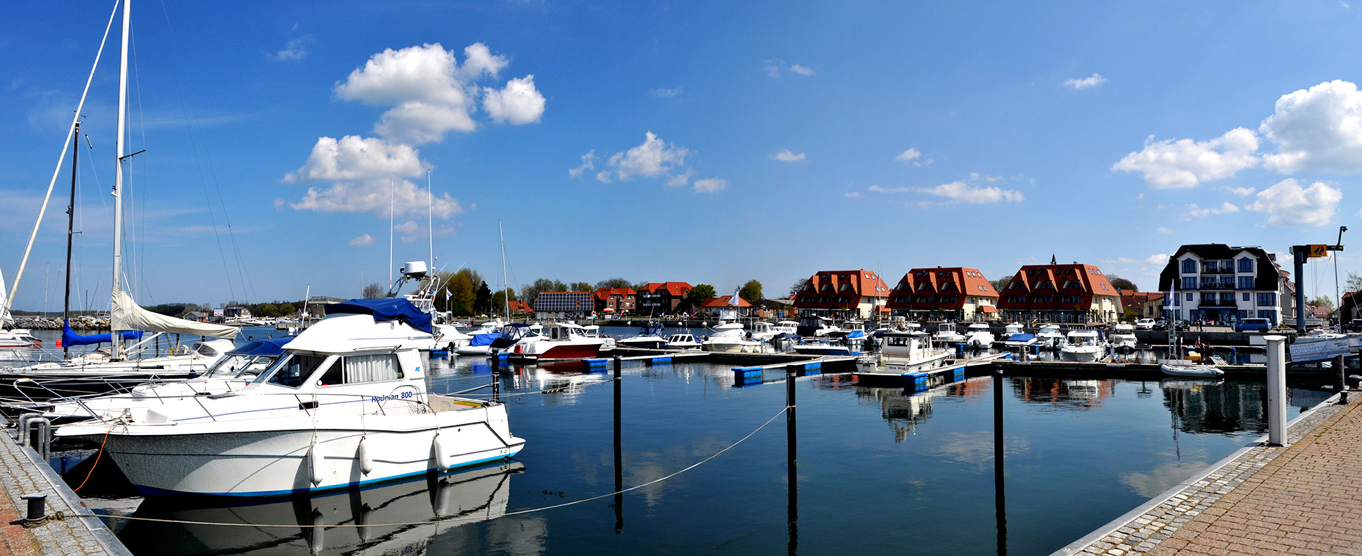Fotos: Marina Yachthafen Wiek