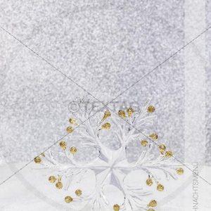 Deckblatt: Tageskarte für Weihnachten zum Selbstschriften, Word Vorlage DIN A4 (111)