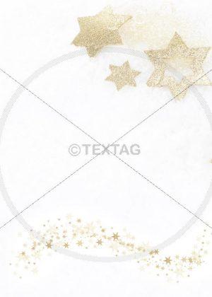 Innenseite: Speisekarte für Weihnachten, Deckblatt und Innenseiten, Word Vorlage DIN A4 (112)