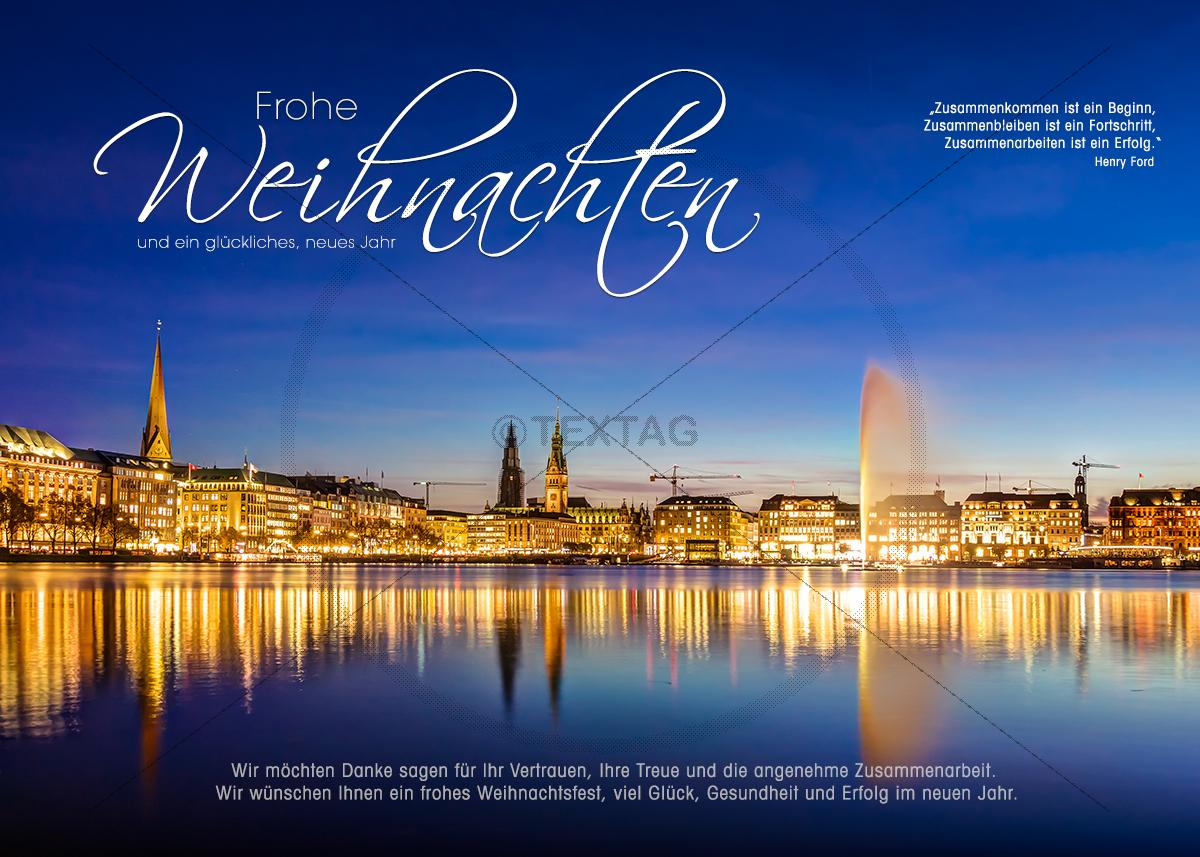 edle weihnachts e card mit springbrunen in der alster in hamburg ohne werbung 311. Black Bedroom Furniture Sets. Home Design Ideas