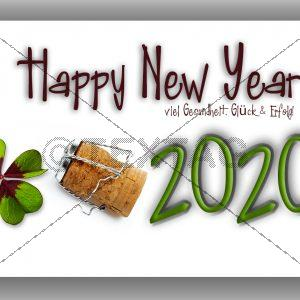 E-Card: Happy New Year (275)