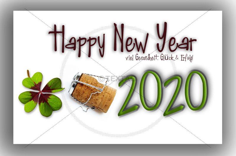 E-Card: Happy New Year (275)
