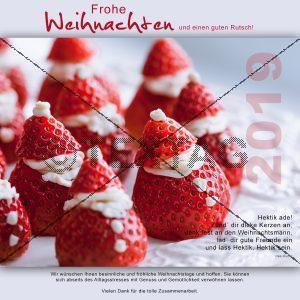 E-Card - Elektronische Weihnachtskarte (0108) NSL-2017-00108
