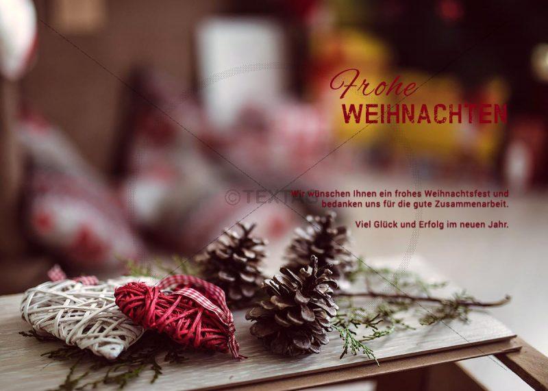 virtuelle, herzliche Weihnachts-E-Card für Kunden (337)