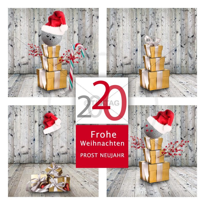witzige eCard für Weihnachten & Silvester Firmen. Ohne Werbung NSL-2019-00277