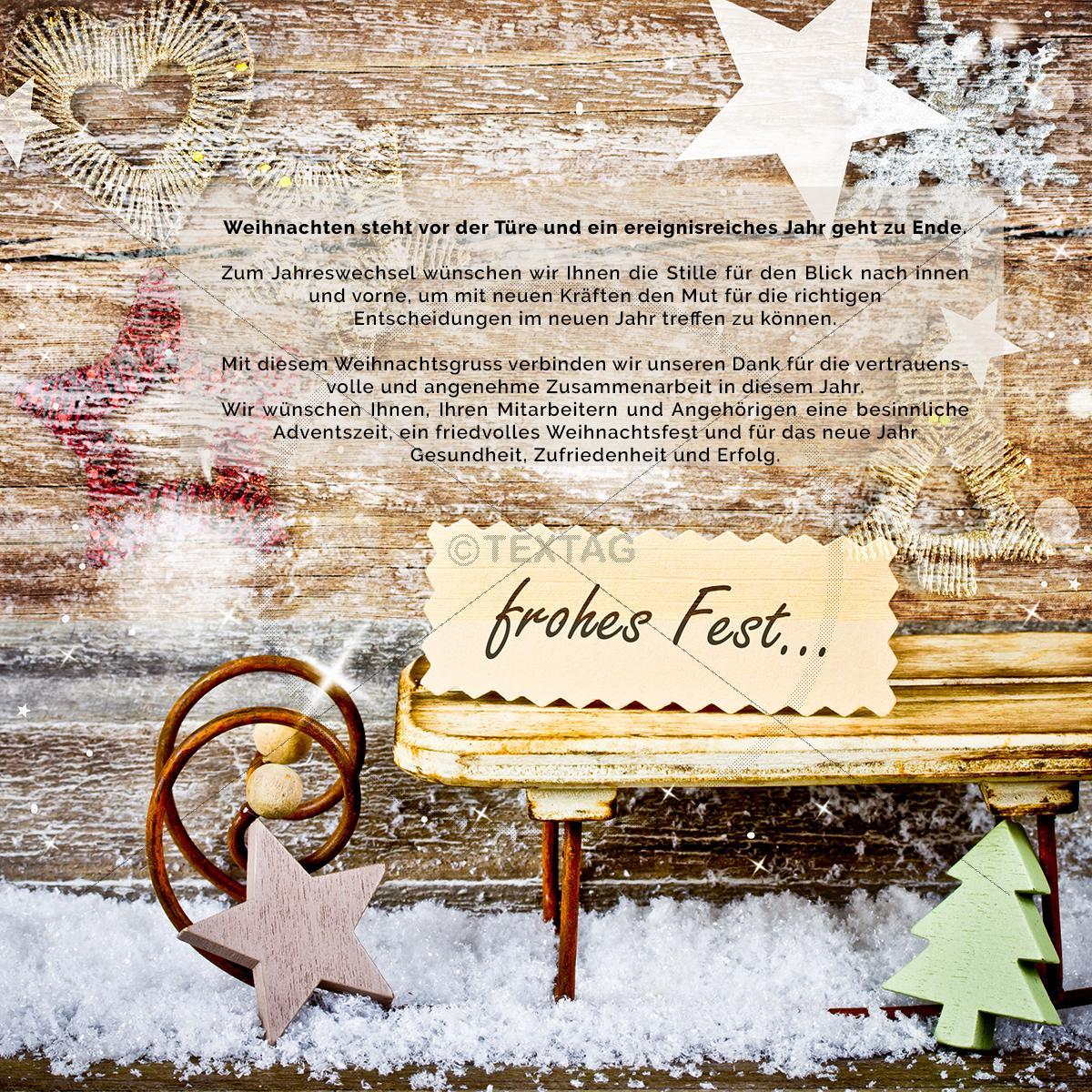Virtuelle Weihnachtskarten.Weihnachts Ecard Für Firmen Nostalgie 03501