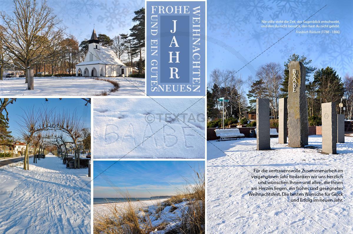 Virtuelle Weihnachtskarten Verschicken.Weihnachts Ecard Baabe Frohe Weihnachten 0352