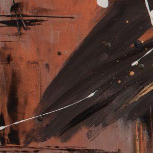 moderne Malerei, Kunstgalerie für abstrakte Gemälde, abstrakte Wandbilder, Abstrakte Bilder auf Leinwand - Handgemalt PO102-Abstract-Acryl-Wandbilder-Küntlerin: Gabriele Hofer
