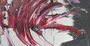 Wandbilder Abstrakte Bilder auf Leinwand - Handgemalt