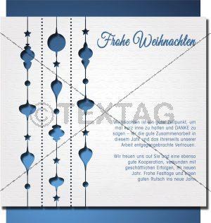 geschäftliche Weihnachts eCard für Kunden (359)
