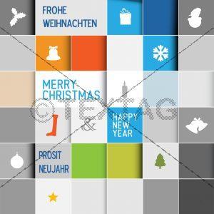 geschäftliche Weihnachts eCard ohne Werbung (366)