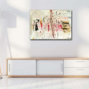 "Abstraktes Gemälde ""Phantasie"" - Unikat (114) Wandbilder Abstrakte Bilder auf Leinwand - Handgemalt PO114-Abstract-Acryl-Wandbilder-©G. Hofer -TEXTAG-GROUP"