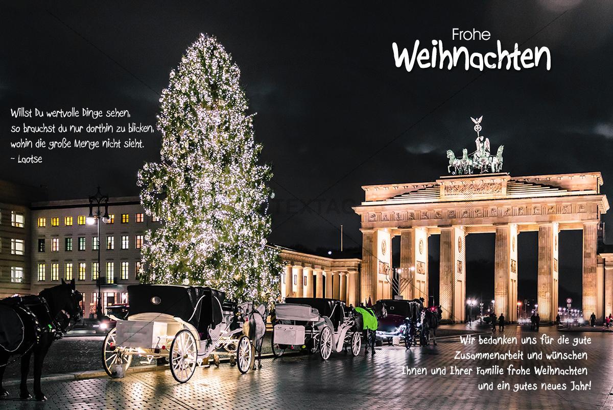 Weihnachtsgrüße Aus Berlin.Geschäftliche Weihnachts E Cards Weihnachtsgrüße Aus Berlin 0384