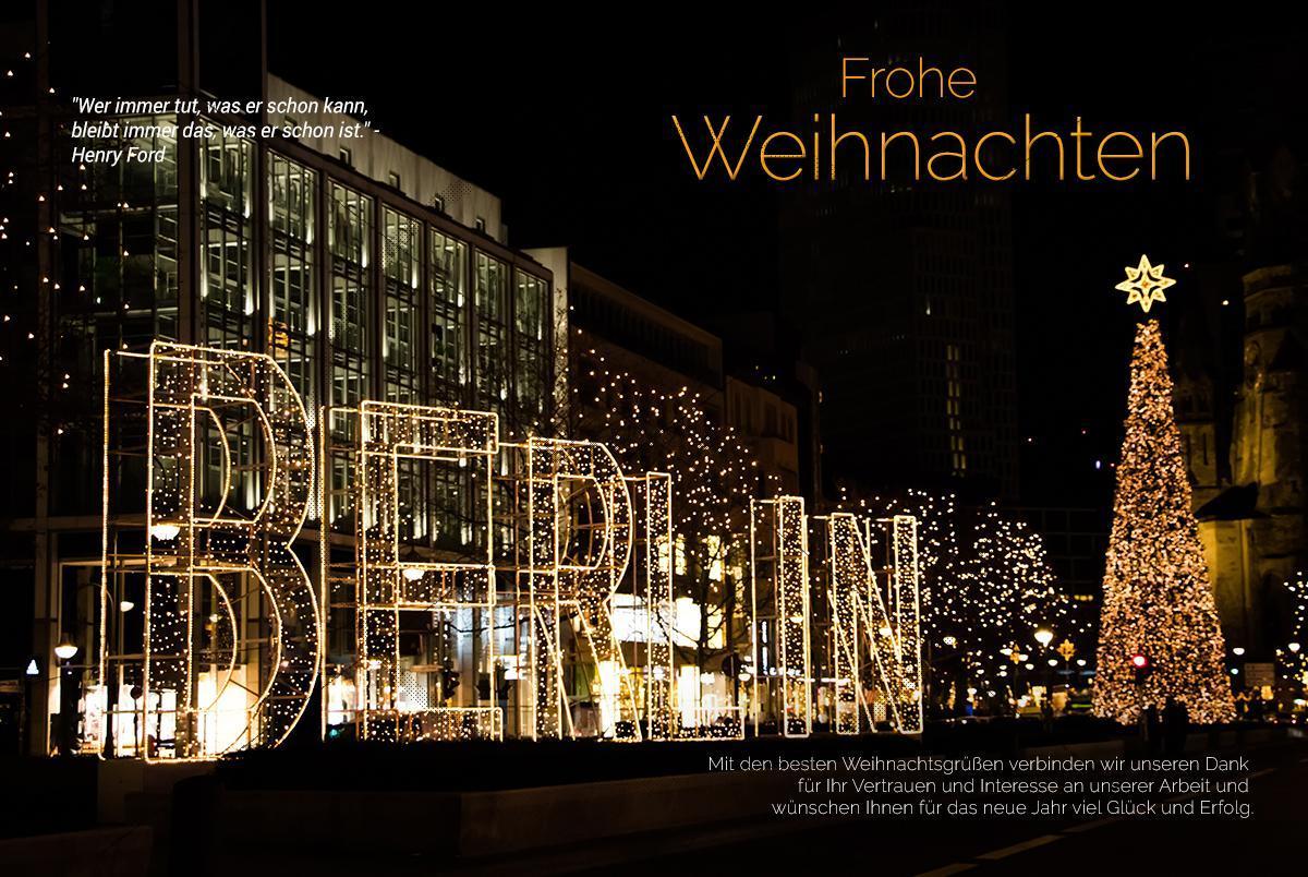 Weihnachtsgrüße Aus Berlin.Digitale Geschäftliche Weihnachts E Cards Weihnachtsgrüße Aus Berlin 0386