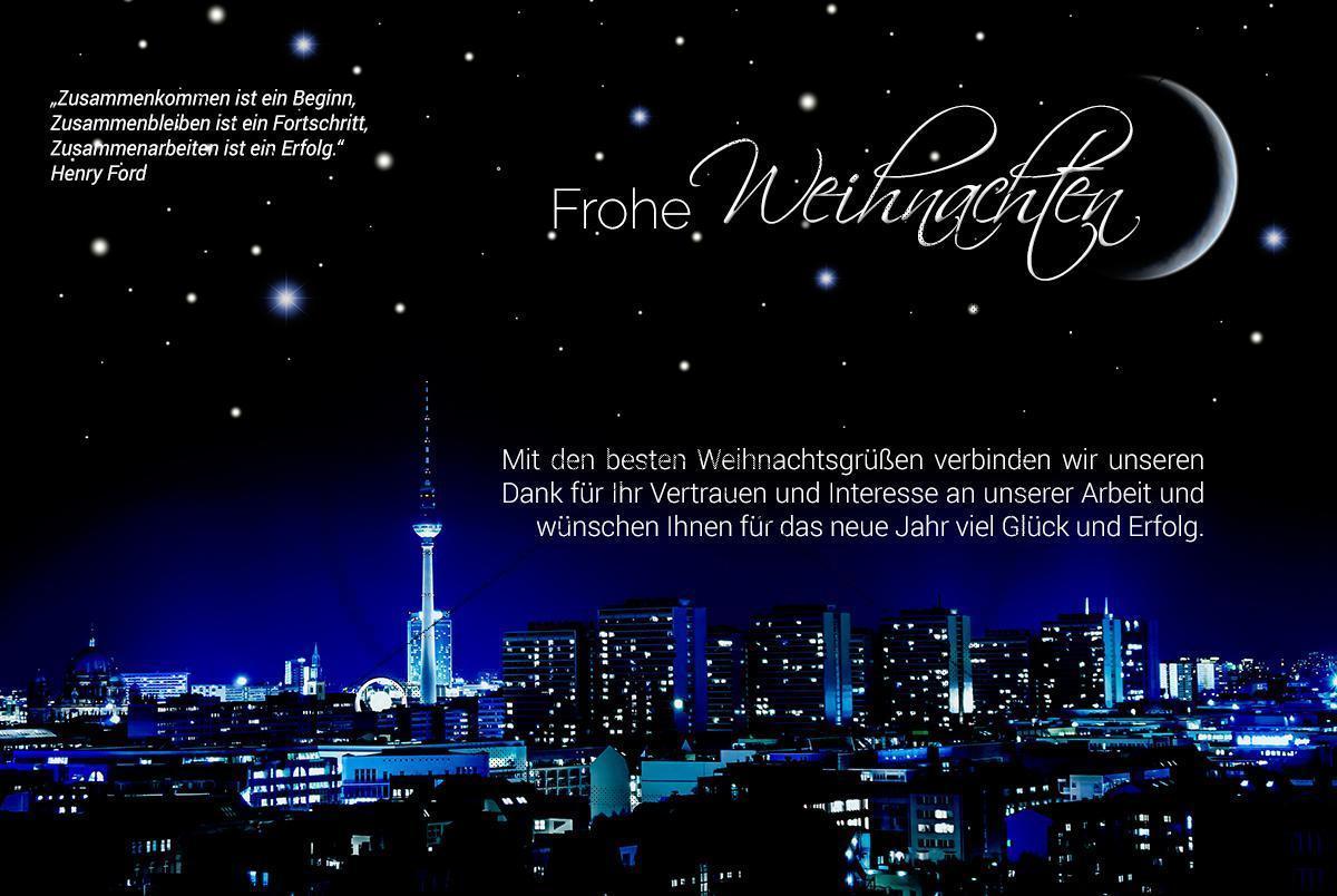 Weihnachtsgrüße Aus Berlin.Stylische Geschäftliche Weihnachts E Cards Weihnachtsgrüße Aus Berlin 0388