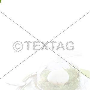 Ostermenükarte Vorlage, 2-seitig, Word Vorlage (124)