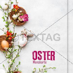 Deckblatt Oster Menü, Word Vorlage zum Ausdrucken (126)