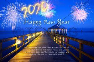 E-Card: Happy New Year (391)