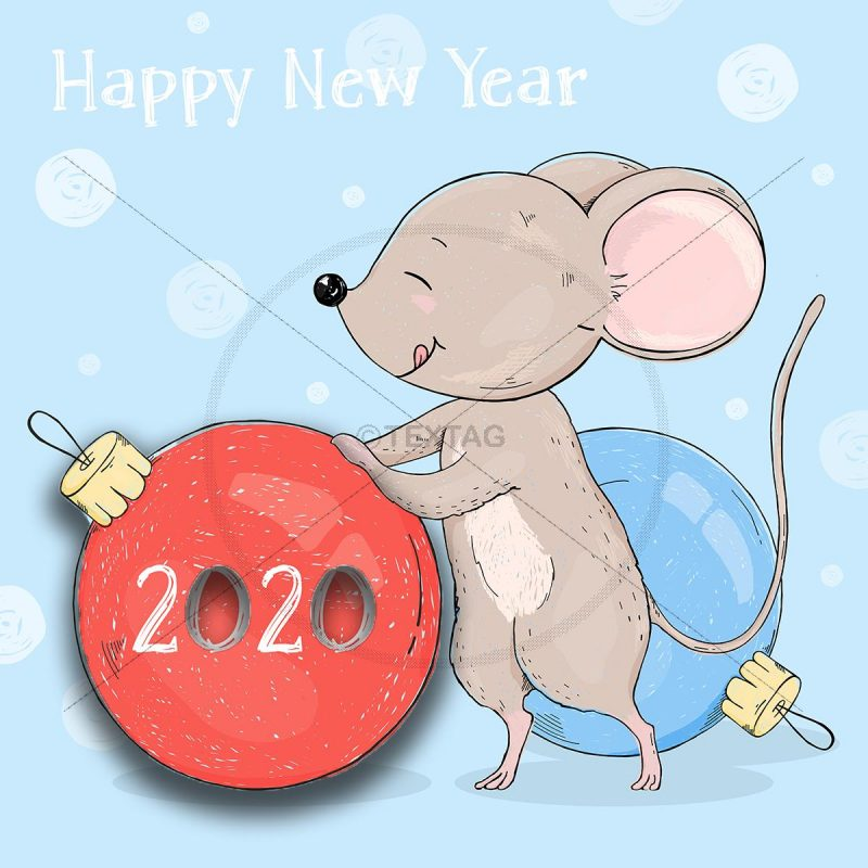 E-Card: Happy New Year (392)