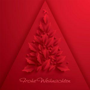 extravagante, geschäftliche Weihnachts eCard mit Spruch ohne Werbung (433)