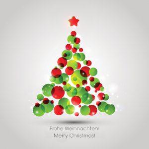 geschäftliche Weihnachts eCard, ohne Werbung (434)