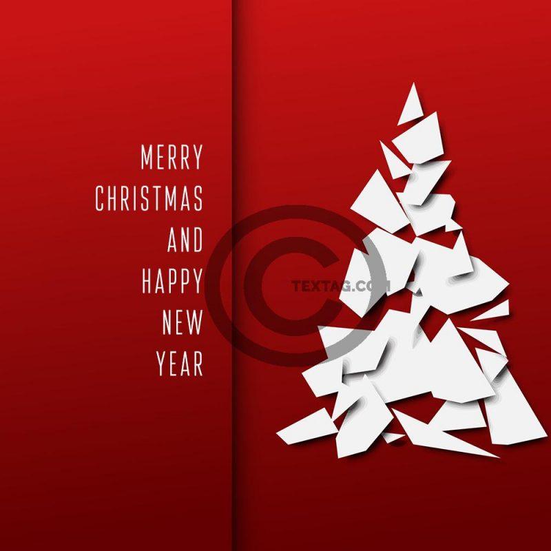 E-Card kreative Weihnachtsgrüße geschäftlich