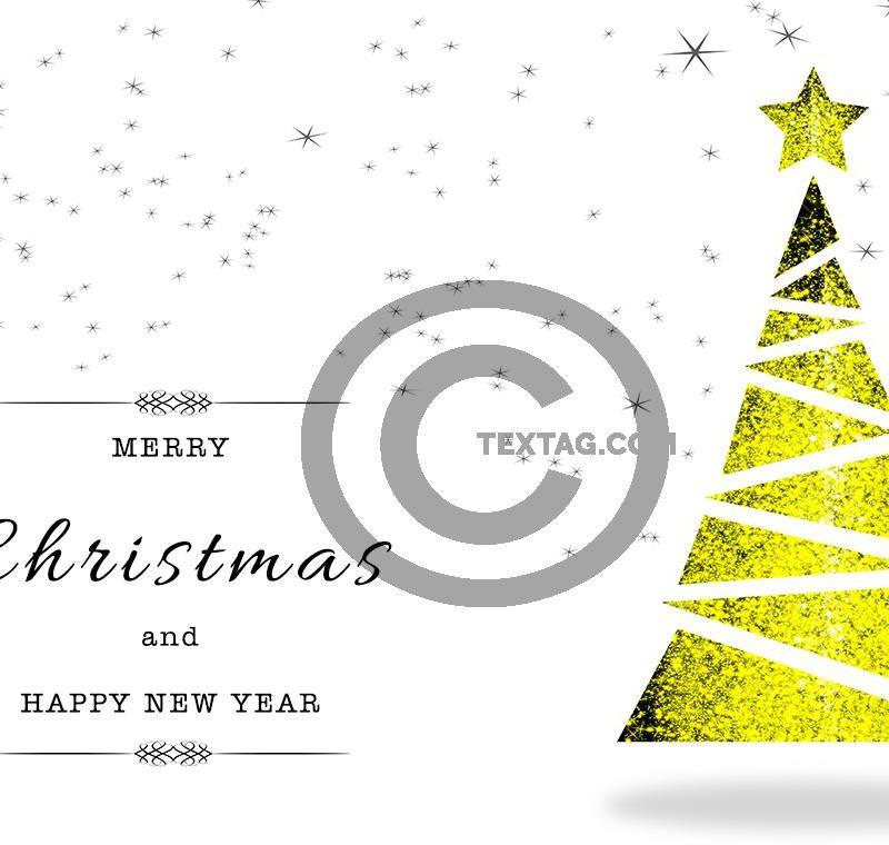 ausgefallene, geschäftliche Weihnachts eCard auf Englisch, ohne Werbung (439)