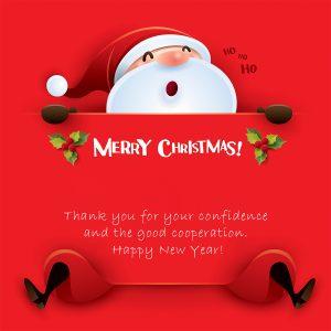 lustige Weihnachts eCard auf Englisch, ohne Werbung (445)