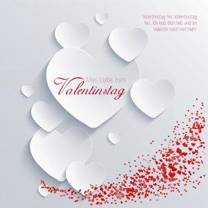 Valentinstag E-Cards für umweltbewusste Liebende (00455)
