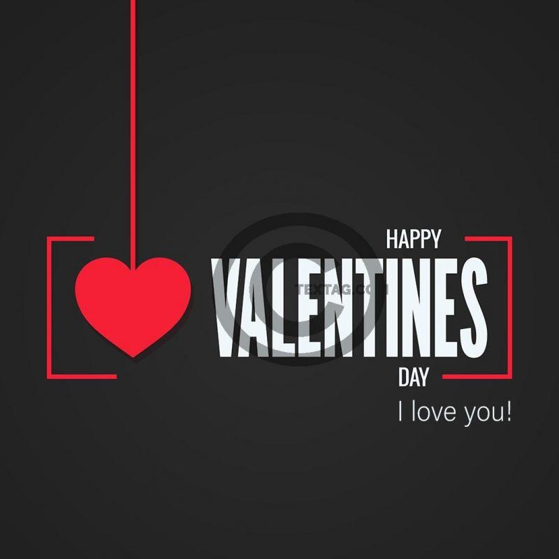Valentinstag E-Cards für umweltbewusste Liebende (00458)