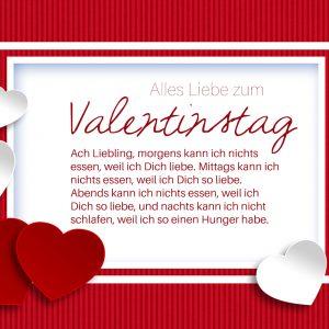 Valentinstag E-Cards für umweltbewusste Liebende (00459)