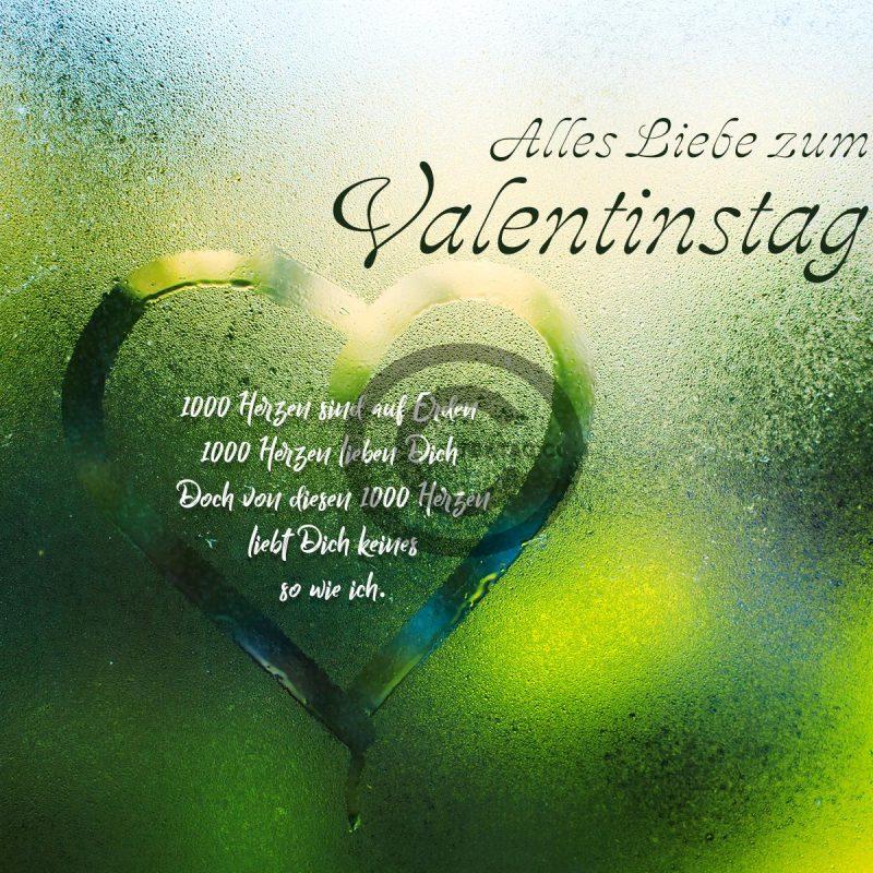 Valentinstag E-Cards für umweltbewusste Liebende (00462)