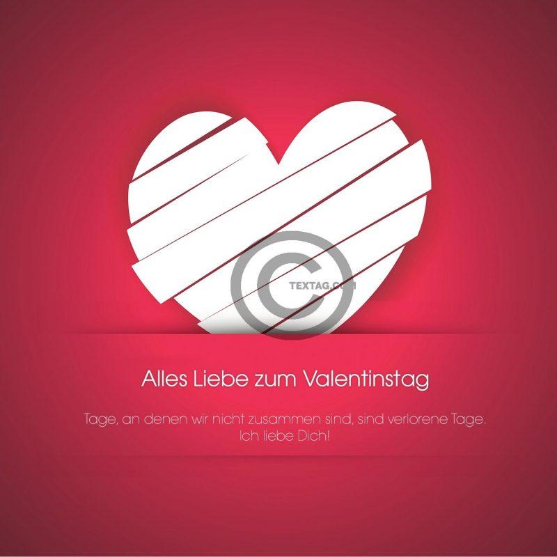 Valentinstag E-Cards für Schwerverliebte (00474)