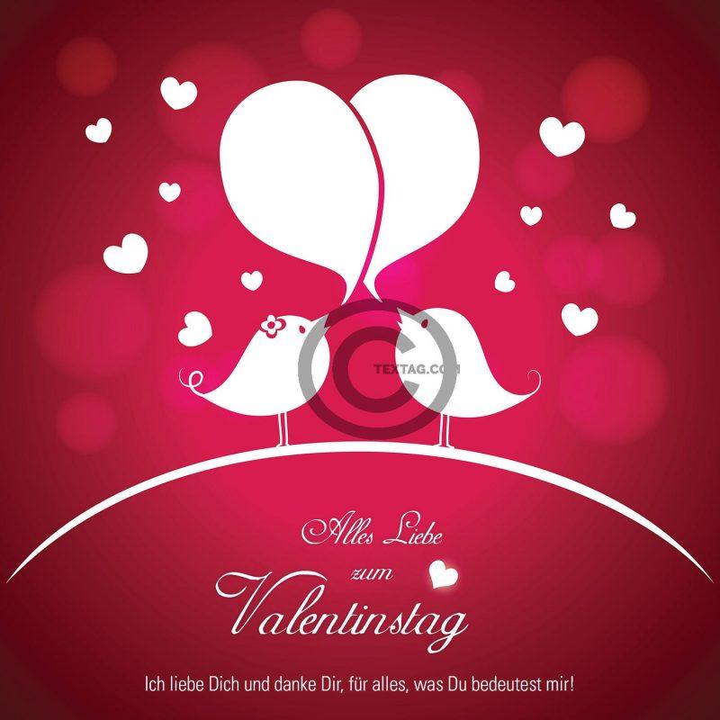 Valentinstag E-Cards für Schwerverliebte (00475)