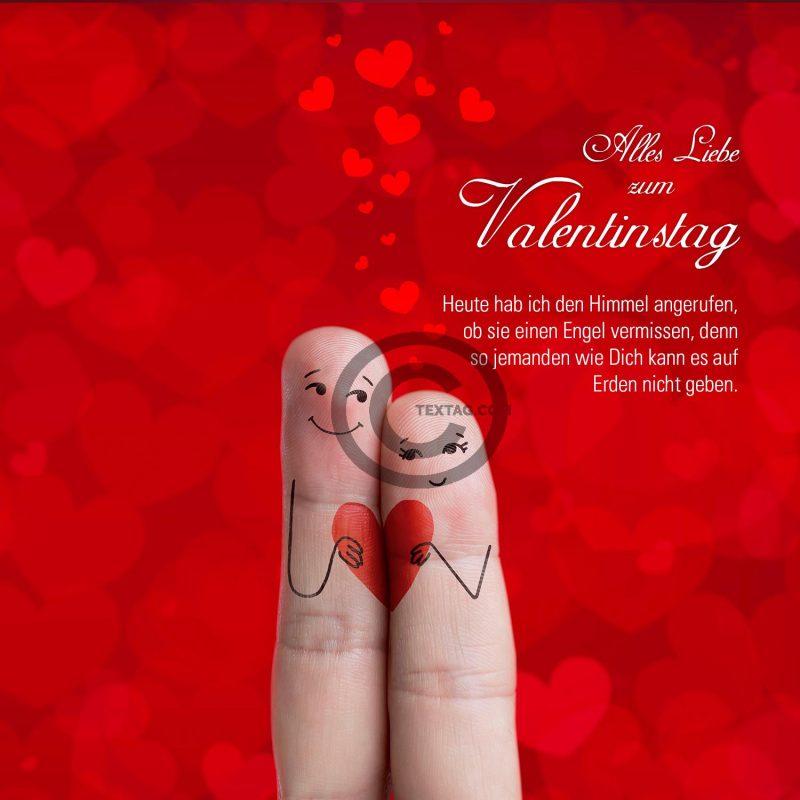 Valentinstag E-Cards für Schwerverliebte (00476)